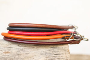 Workshop Sauri - Choke collar various colors