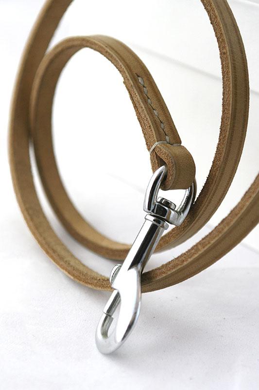 Leather-lead-warm-beige-detail-LL16