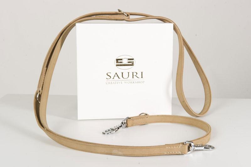 Multi-purpose dog leash by Worksop Sauri