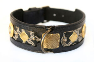 Mythos Dog Collar by Workshop Sauri