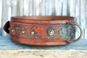 Darjeeling Dog Collar