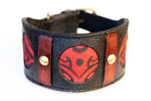 Gayatri | Greyhound dog collar