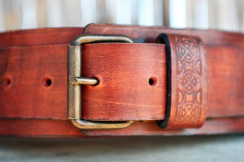Sauri Darjeeling Dog Collar Buckle