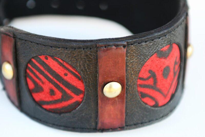 Gayatri   Greyhound collar