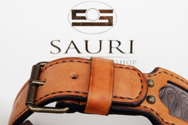 Workshop Sauri - Madava dog collar closed buckle