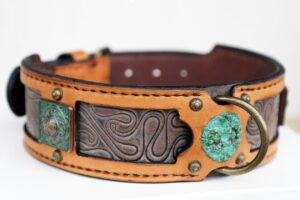 Workshop Sauri - Madava dog collar D ring