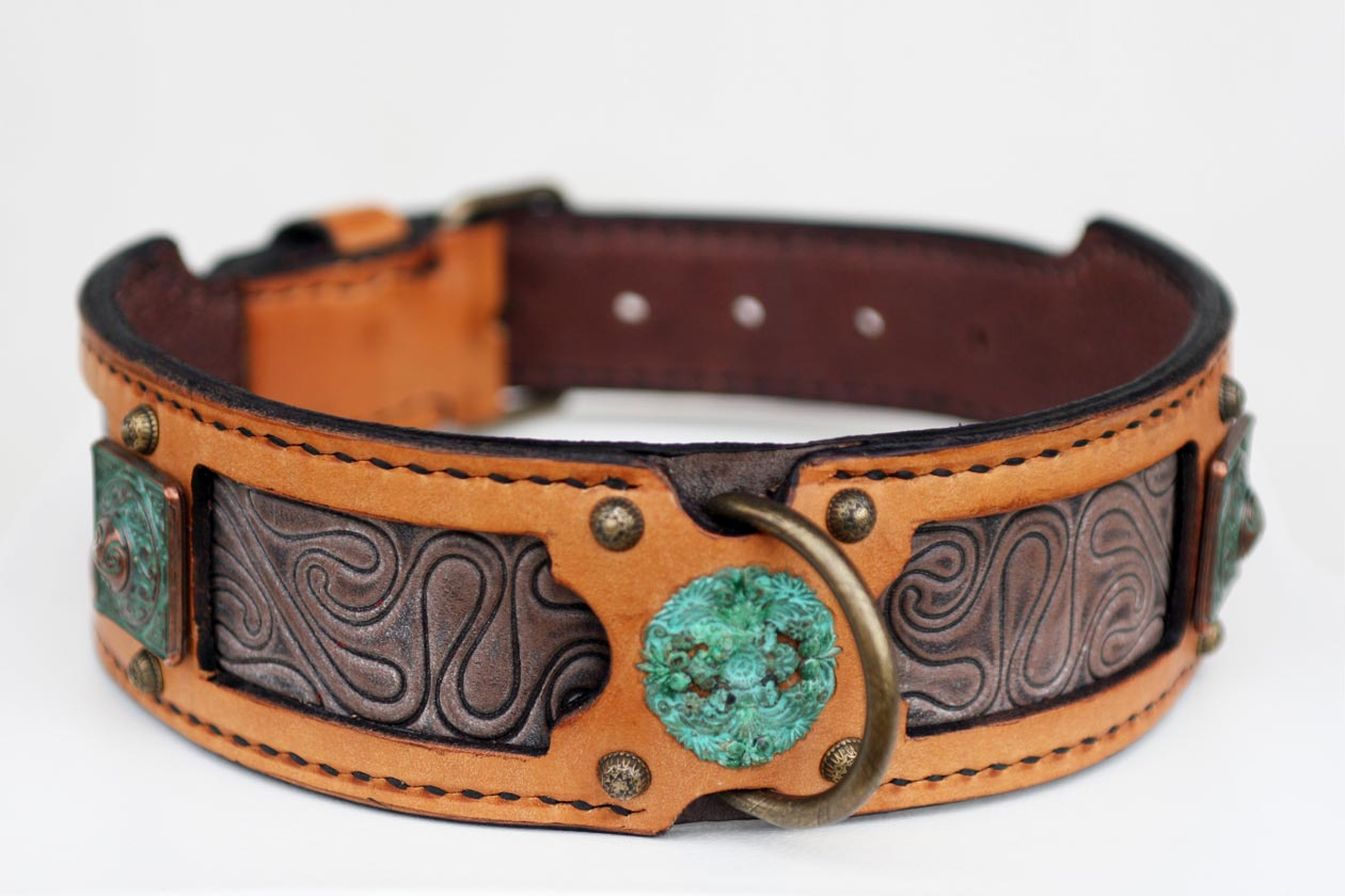 Large Breed Dog Collars And Leashes