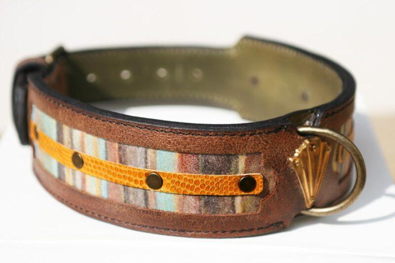 Workshop Sauri - Naga dog collar ornaments