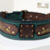 Customized Kairos dog collar embossing