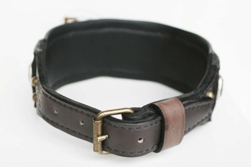 Kona buckle detail