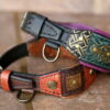 Custom made small dog collars by Workshop Sauri